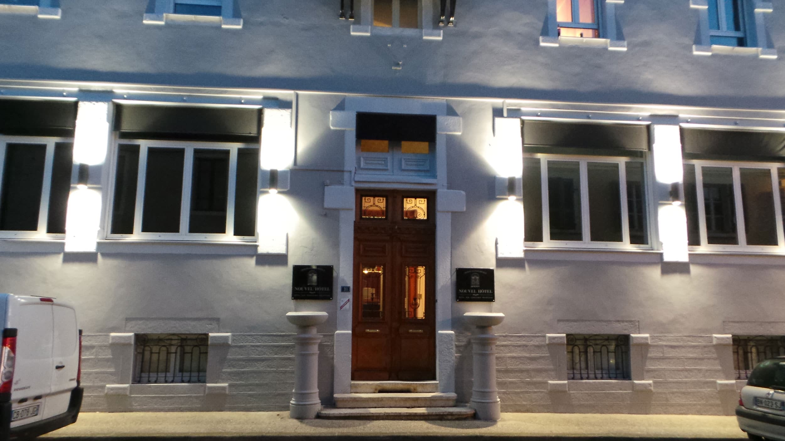 Need A Hotel In Oyonnax Choose The Calm And Refinement Of